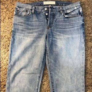Gap 1969 Sz 27 Relaxed Boyfriend Jeans